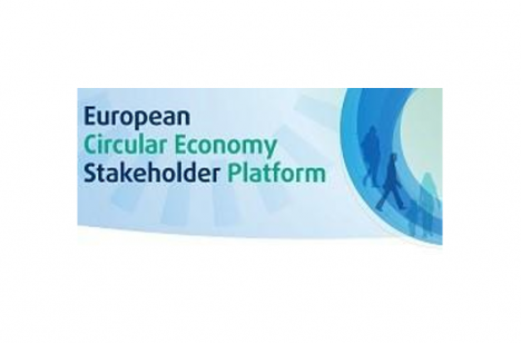 Logo of the European circular economy stakeholder platform
